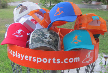 Click Here for dps Logo Trucker Hats